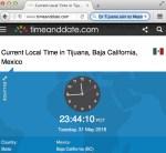 TimeStamps for Peace. | Uso justo del tiempo y la fecha por los Interwebs.