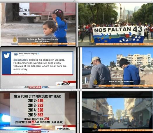 Uso justo de todos los medios. Fair use of media.