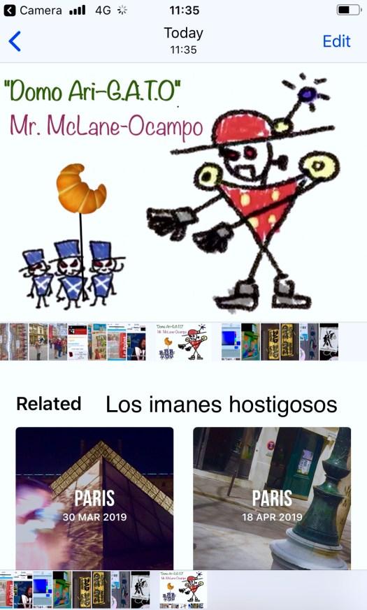 Courtesy of los Bully Magnetos