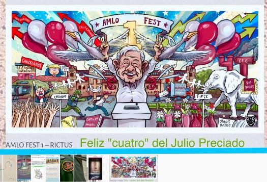 Vía Mexican Monosapiens NEWS