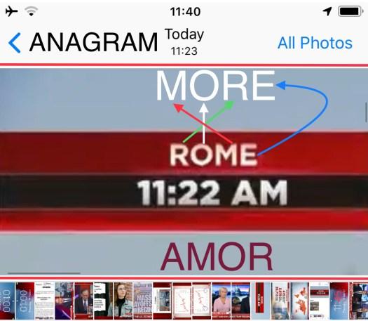ROMA es AMOR