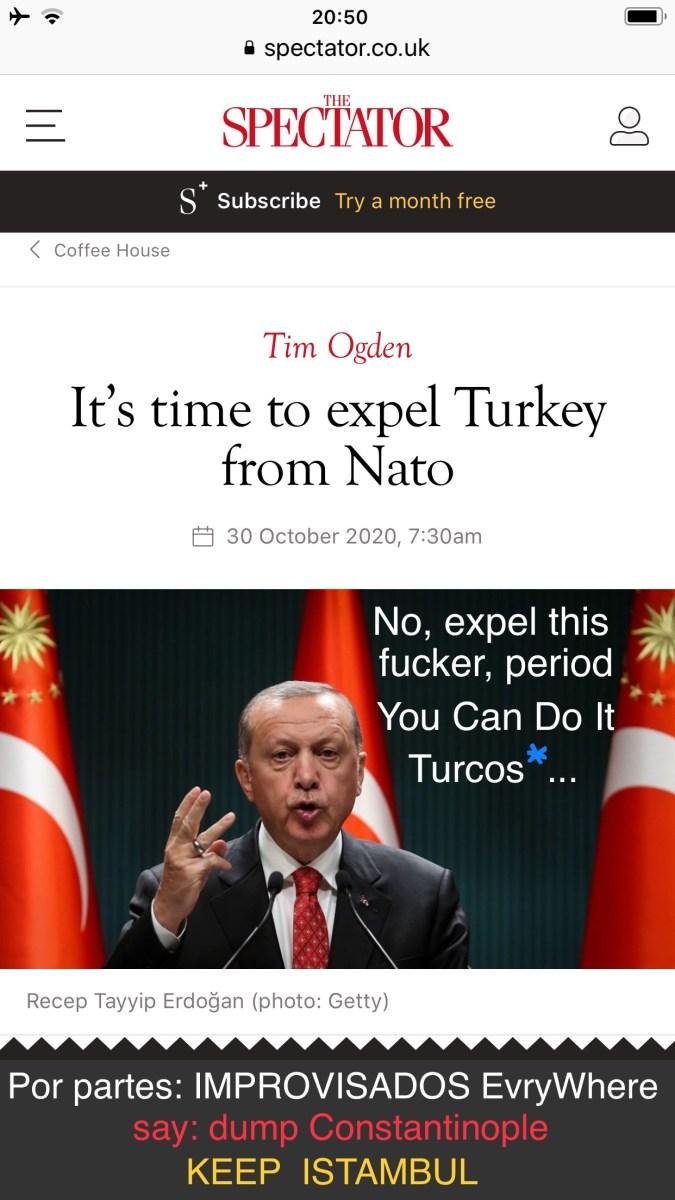 Turkey is not the enemy