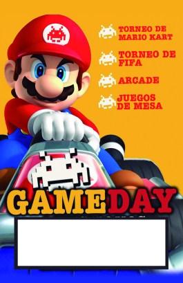 GAME DAY NUEVO