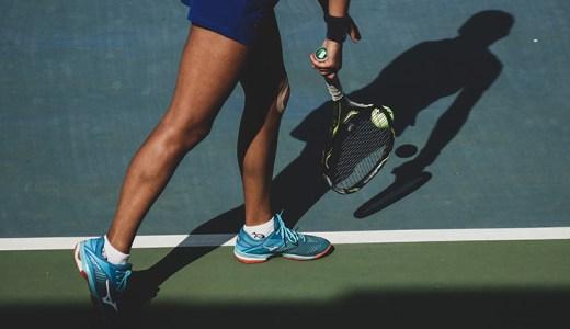 【テニス】汗でグリップがスベる時「手汗」を止める6つの方法