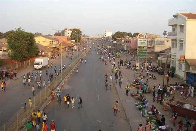 Guiné-Bissau: Polícia proíbe manifestação de cidadãos contra crise política