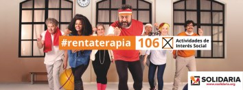 #rentaterapia 106 ACTIVIDADES DE INTERES SOCIAL