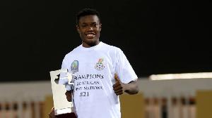 Swiss giants FC Basel chase Ghana U-20 star Abdul Fatawu Issahaku