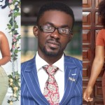 "Nana Appiah Mensah ""Eat"" Salma And Benedicta Gafah Falaa; And Salma Forced Him To Open A Restaurant For Her – Snapchat User Alleges"