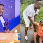 "PHOTOS: ""Ignore the fake news"" – Prophet Nigel Gaisie Speaks After His Accident At Peki, Oti Region"