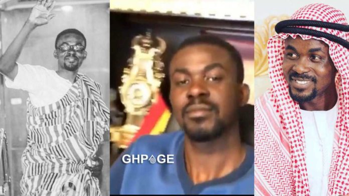 NAM 1 fires critics calling for his arrest following Akuapem Poloo's conviction