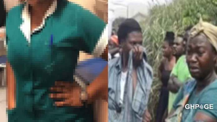 Kumasi: Nurse who went missing found dead without tongue and fingers