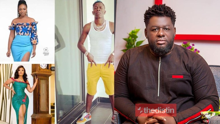 Master Planners: Shatta Wale And Bulldog Used Michy To Blackmail NAM1 – Blogger Cutie Juls Reveals (Photo)