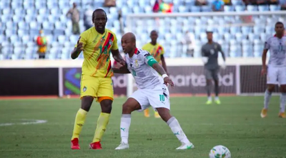 WC Qualifiers: Ghana beat Zimbabwe 3-1 to go second in group