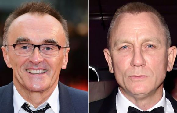 Boyle and Craig previously worked together on Bond short Happy and Glorious