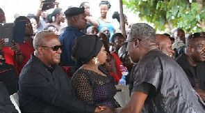 Former President Mahama had visited Super OD prior to his demise