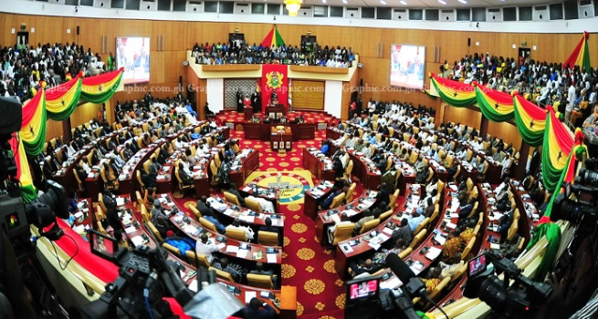 Ghana Parliament, Ghana Political News Report Articles