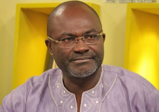 Kennedy Agyapong, Ghana Political News Report Articles