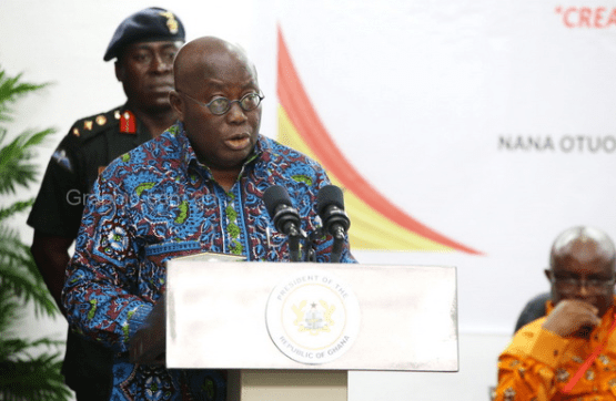 Nana Addo., Ghana Political News Report Articles