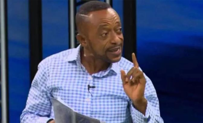 Rev Isaac Owusu Bempah photo