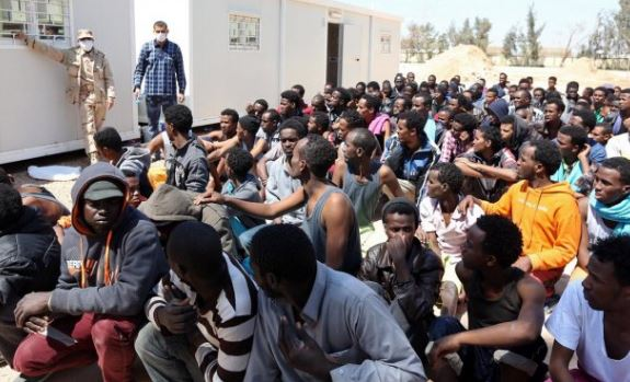 Some Ghanaians are still living in Libya
