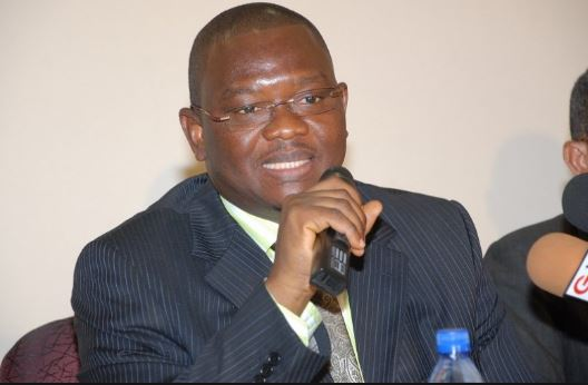 Sylvester Mensah wants to contest Mahama