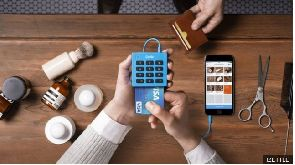 The takeover comes less than three weeks after iZettle said it would list shares in Stockholm