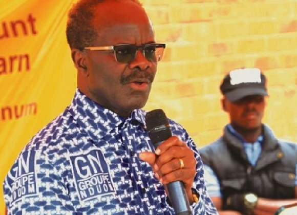 Dr. Papa Kwesi Nduom, Chairman of Groupe Nduom