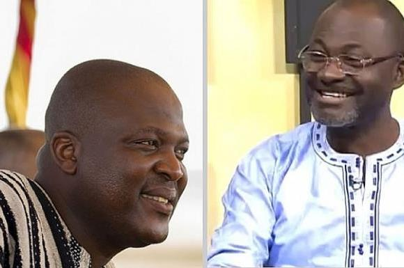 Ibrahim Mahama And Kennedy Agyapong