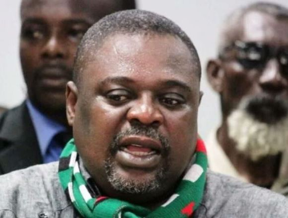 Koku Anyidoho innocent