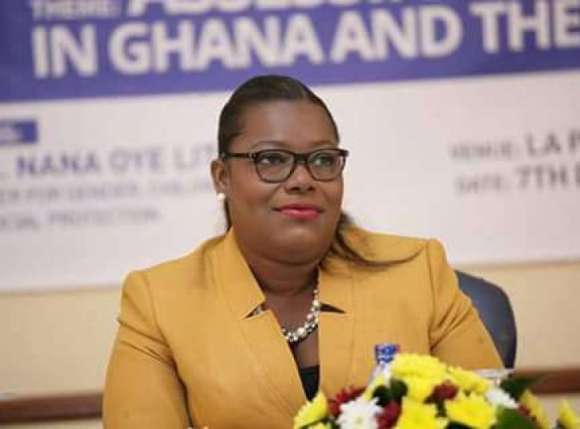 Nana Oye Lithur File photo