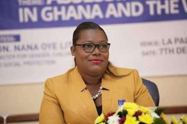 Nana Oye Lithur File photo, Ghana Political News Report Articles