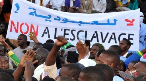 Activists have long demanded an end to slavery in Mauritania