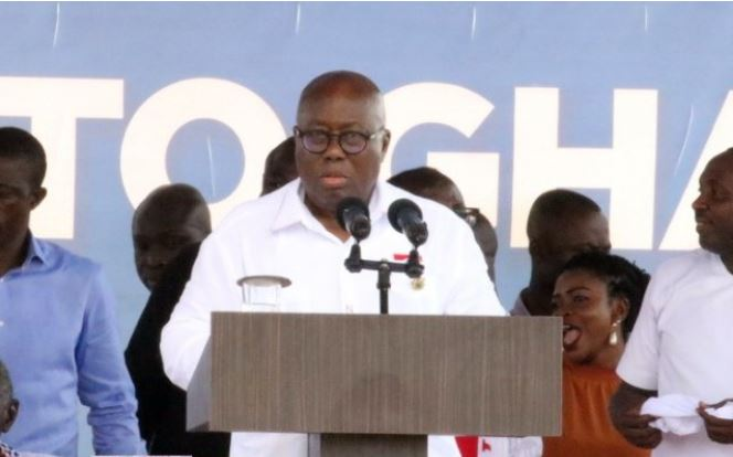 Akufo-Addo speaks at NPP congress