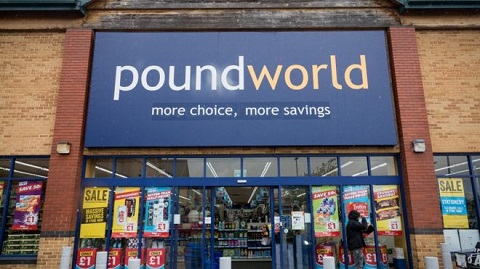 Poundworld went into administration last month