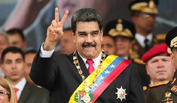 President Maduro has called for an end to racism n Europe