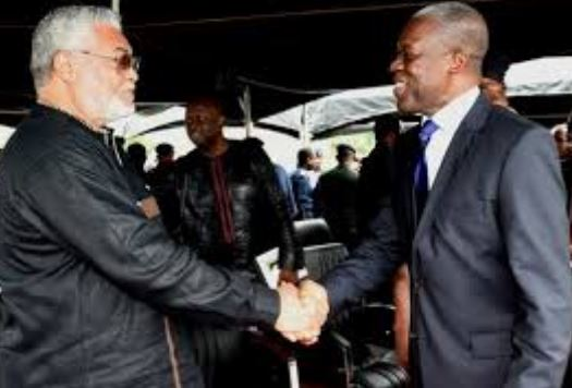 Rawlings and Amissah-Arthur