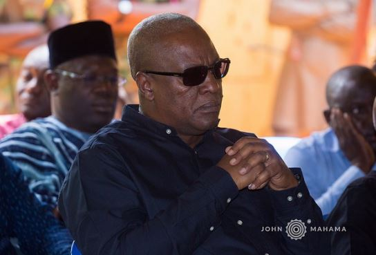 john Mahama tax