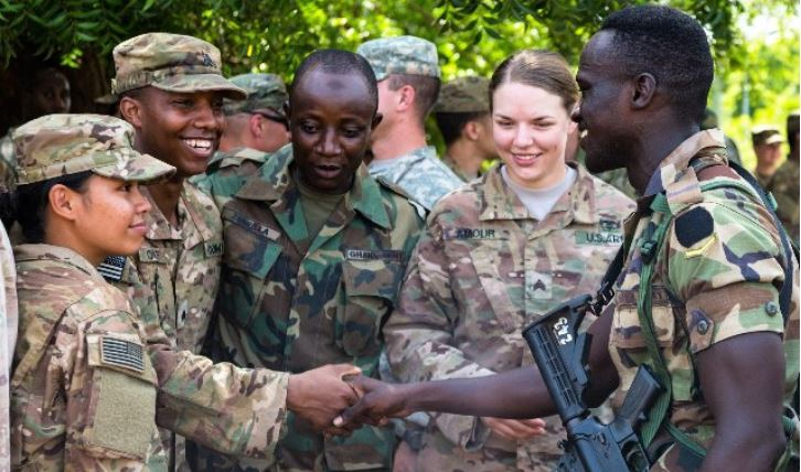 military, Ghana Political News Report Articles