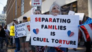 Attorney General Jeff Sessions has made a number of changes to crackdown on US migrant policy