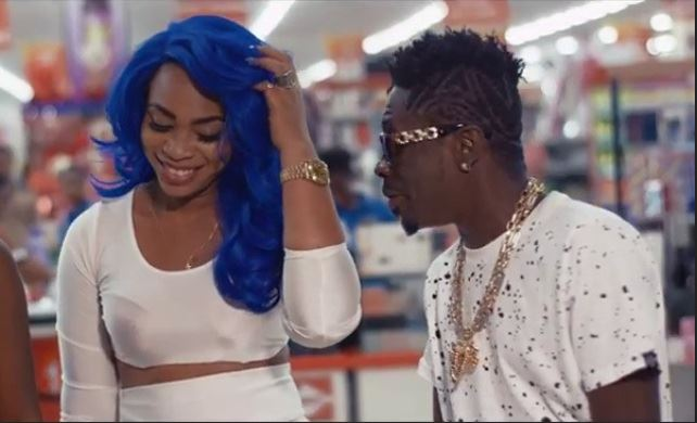 Shatta and Michy