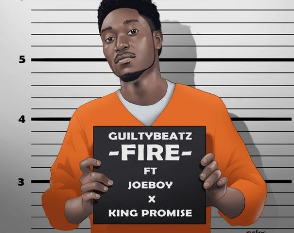 guilty beatz ft. king promise fire