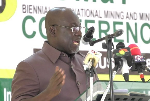 Addae Antwi Boasiako is CEO of Minerals Commission