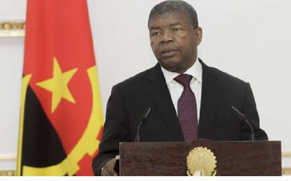 Angolan President Joao Lourenco came to power in 2017 and pledged to crack down on corruption