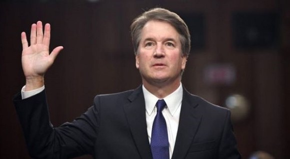 Brett Kavanaugh denies the allegations