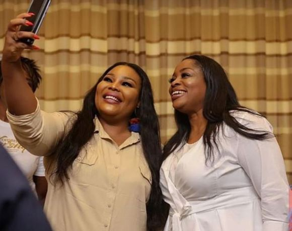 Ceccy and Sinach