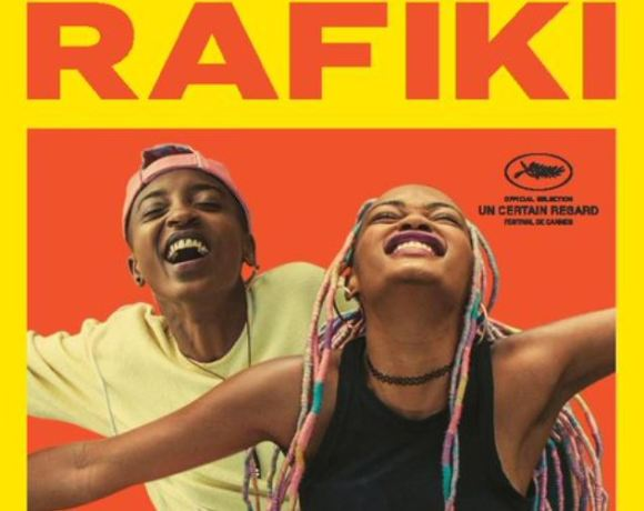 Rafiki movie cover