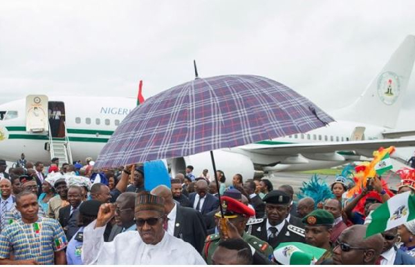 The government planned to launch the carrier in December to deliver on a promise by Muhammadu Buhari