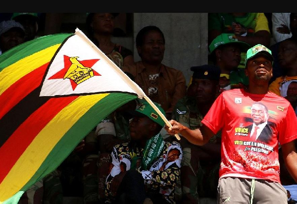 Zanu-PF has held power since independence in 1980