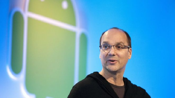 Android creator Andy Rubin left Google in 2014
