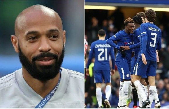 Henry interested in Ghanaian yougster at Chelsea